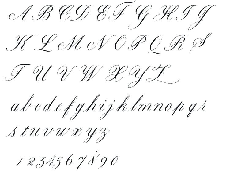 Letter S In Cursive S Cursive Learn Calligraphy Letters Capital Cursive Calligraphy Copperplate Calligraphy Handwriting Alphabet Neither cursive capital letter is recognisable to me as a letter of the english alphabet. letter s in cursive s cursive learn