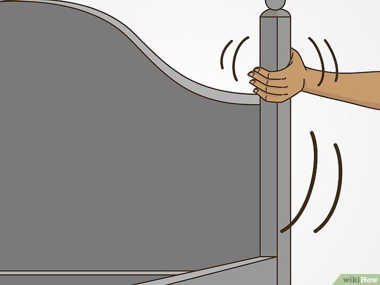 Fix a squeaking bed frame bed frame frame bed