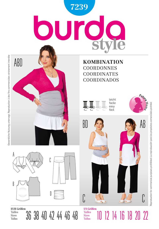 Simplicity : B7239 | Rosie\'s Style | Rosie\'s Style | Pinterest