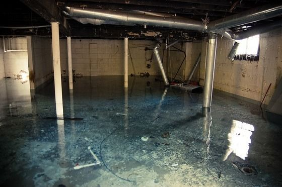 How To Dry A Wet Basement Basement Waterproofing Wet