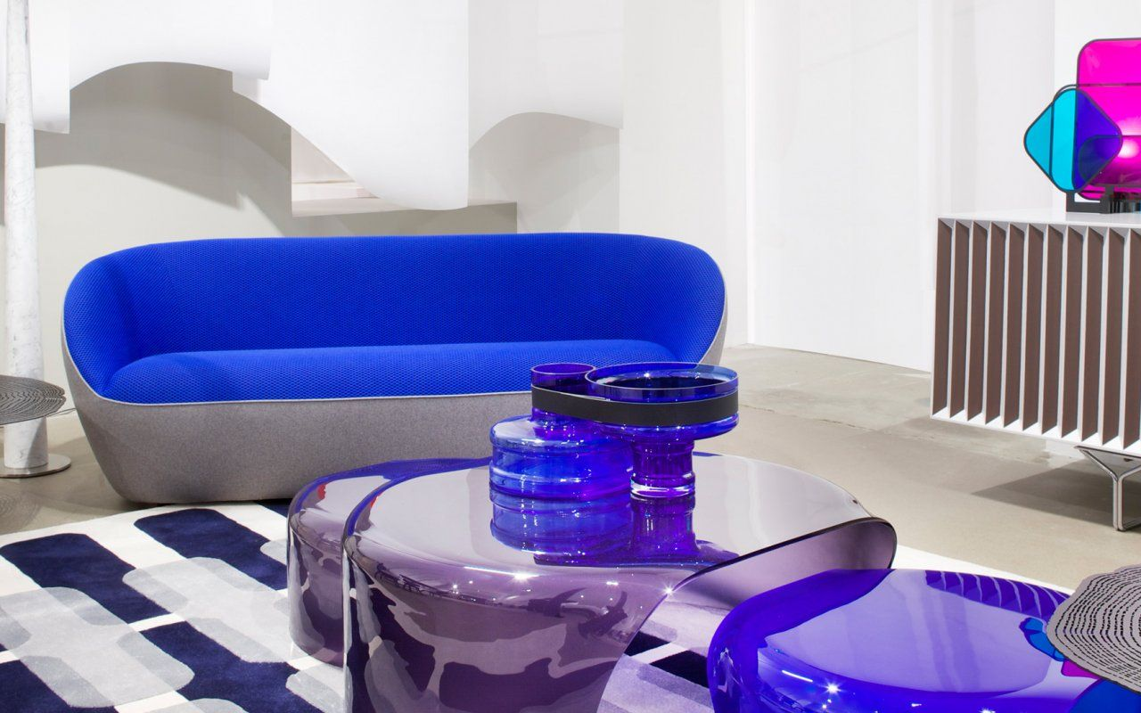 Canapes Roche Bobois 2017 Edito Sofa Sacha Lakic Design For Roche Bobois Autumn Winter