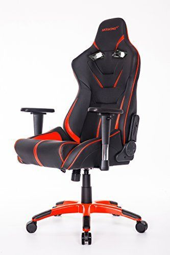 Akracing Ak 9011 Large Size Series Ergonomic Racing Style Gaming Office Chair Black Red Www Furnituressal