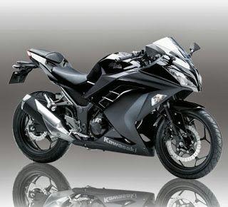 Good Kawasaki Ninja 250 New Black Nice Look