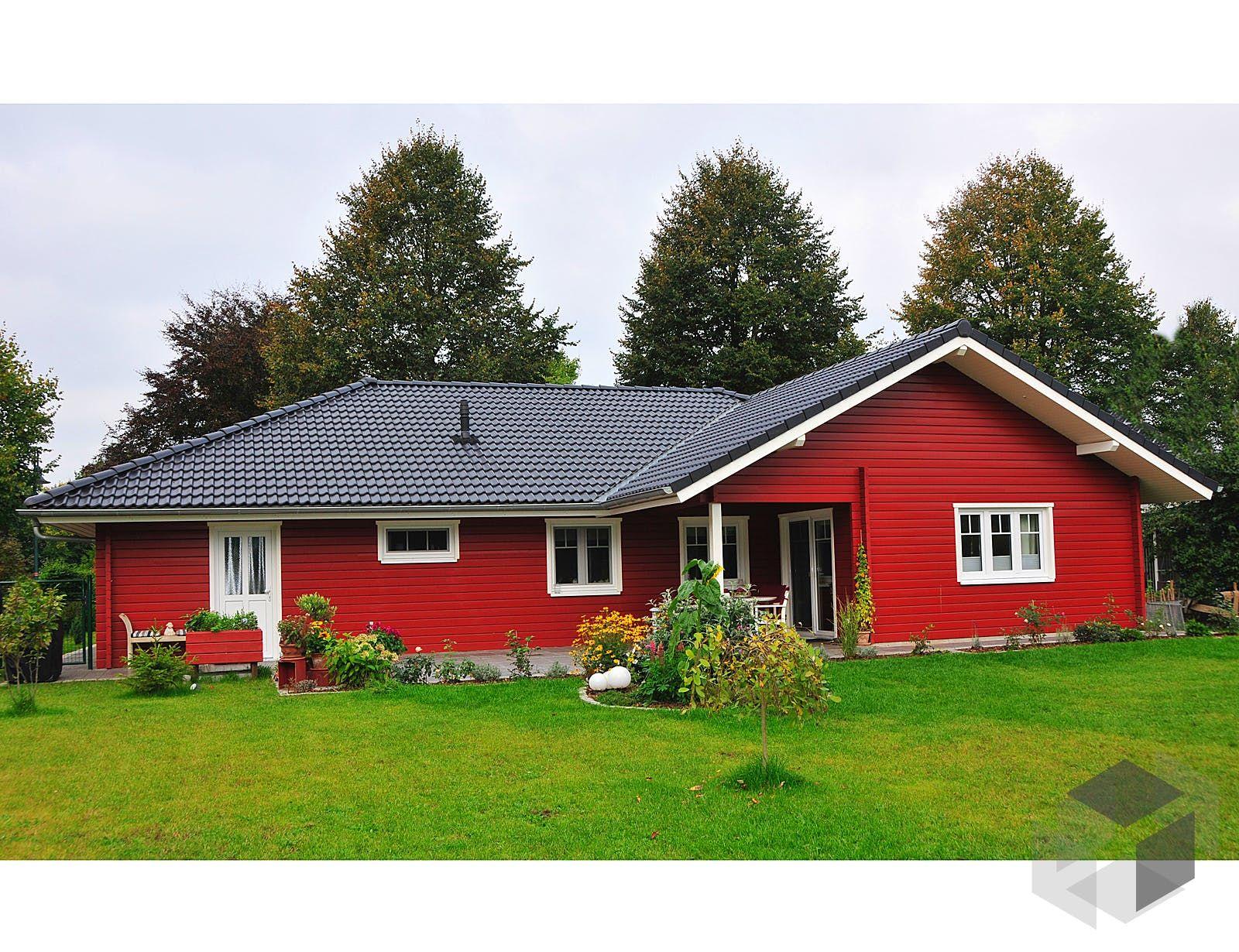 Malmö mit Carport von Fjorborg Häuser by Merlin ➤ Traumhaus finden ...