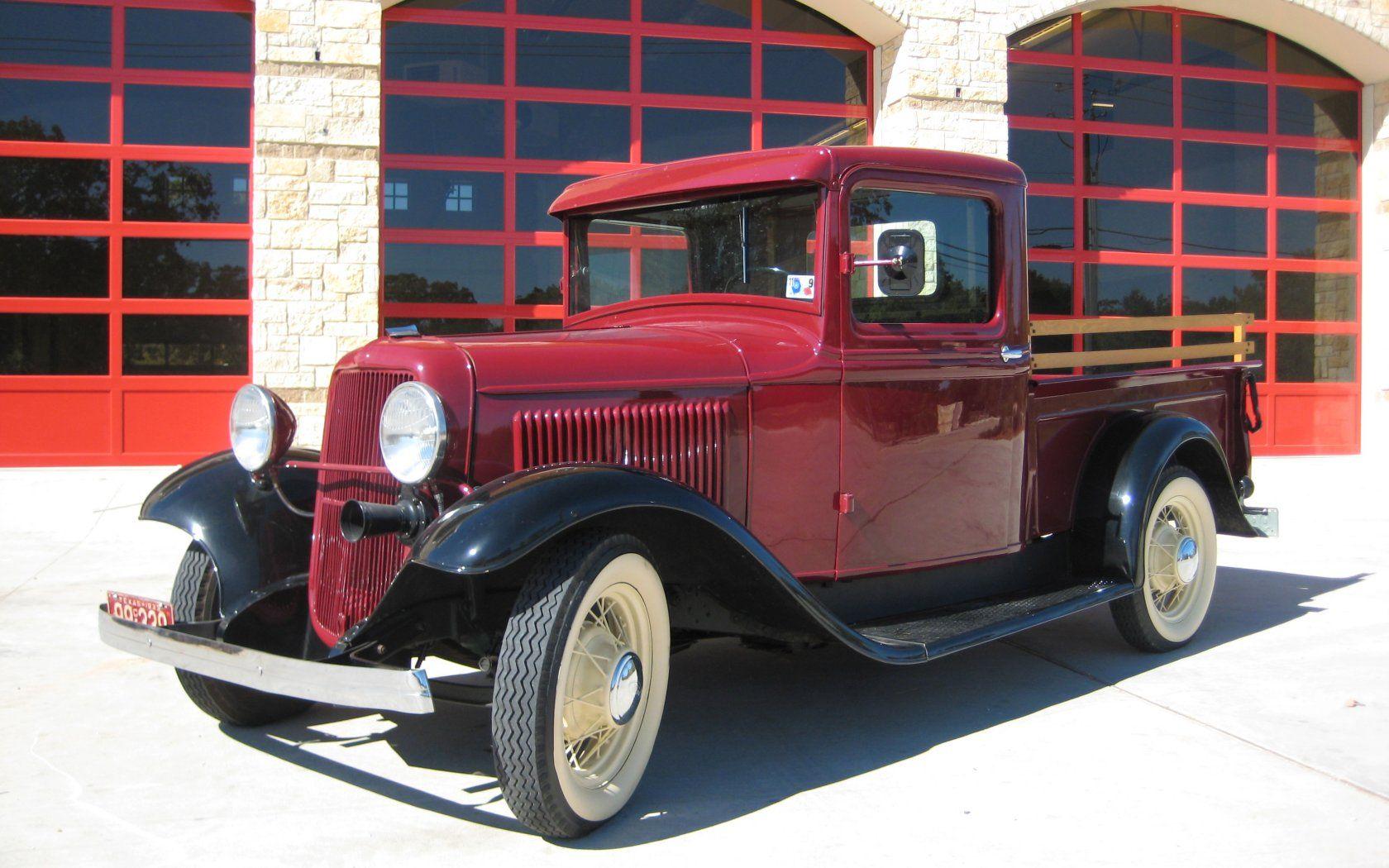1933 ford model b pickup http www letit info archives