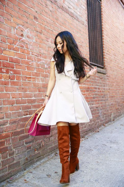 The Trench Dress