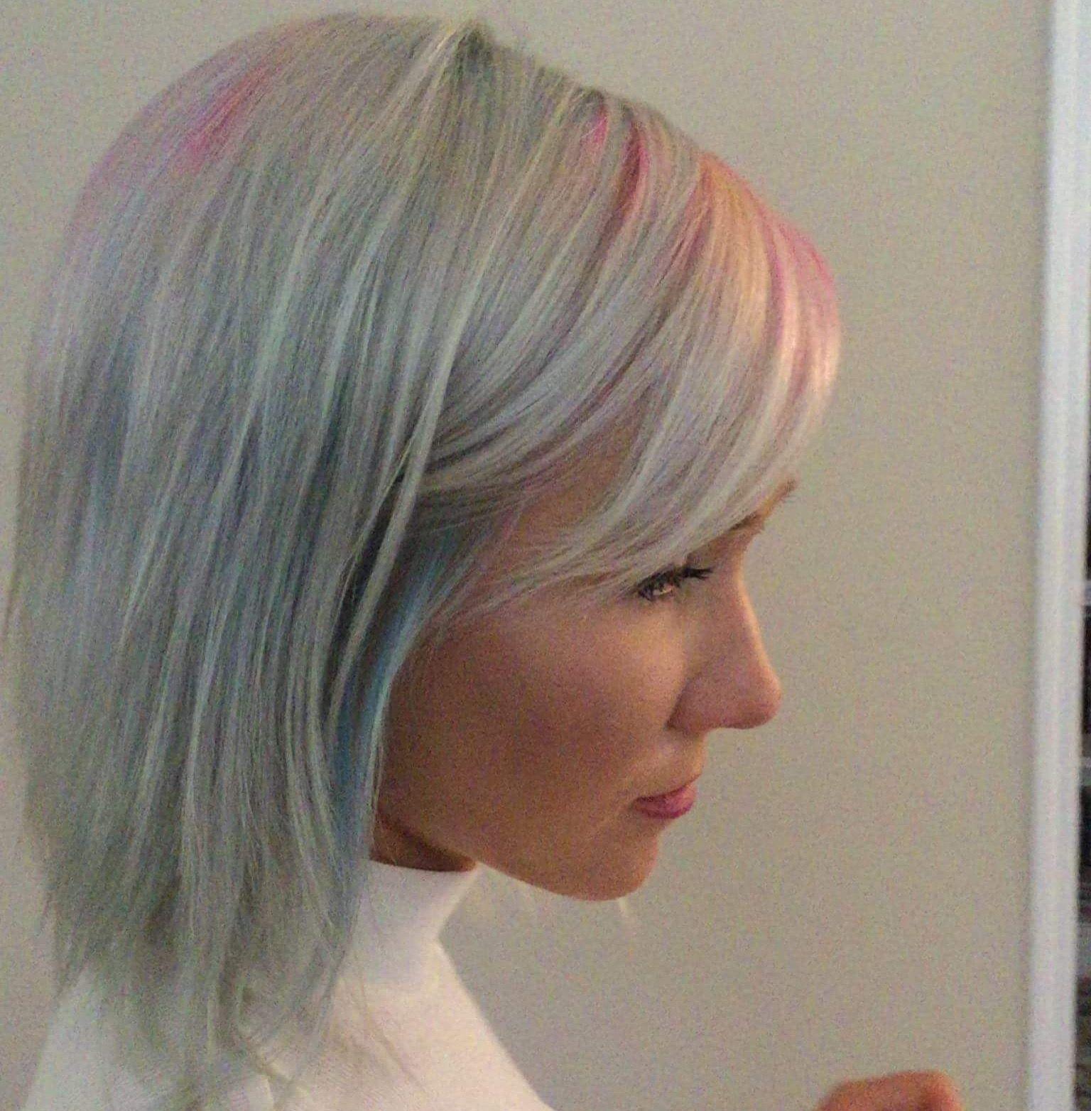 Opal hair hair pinterest
