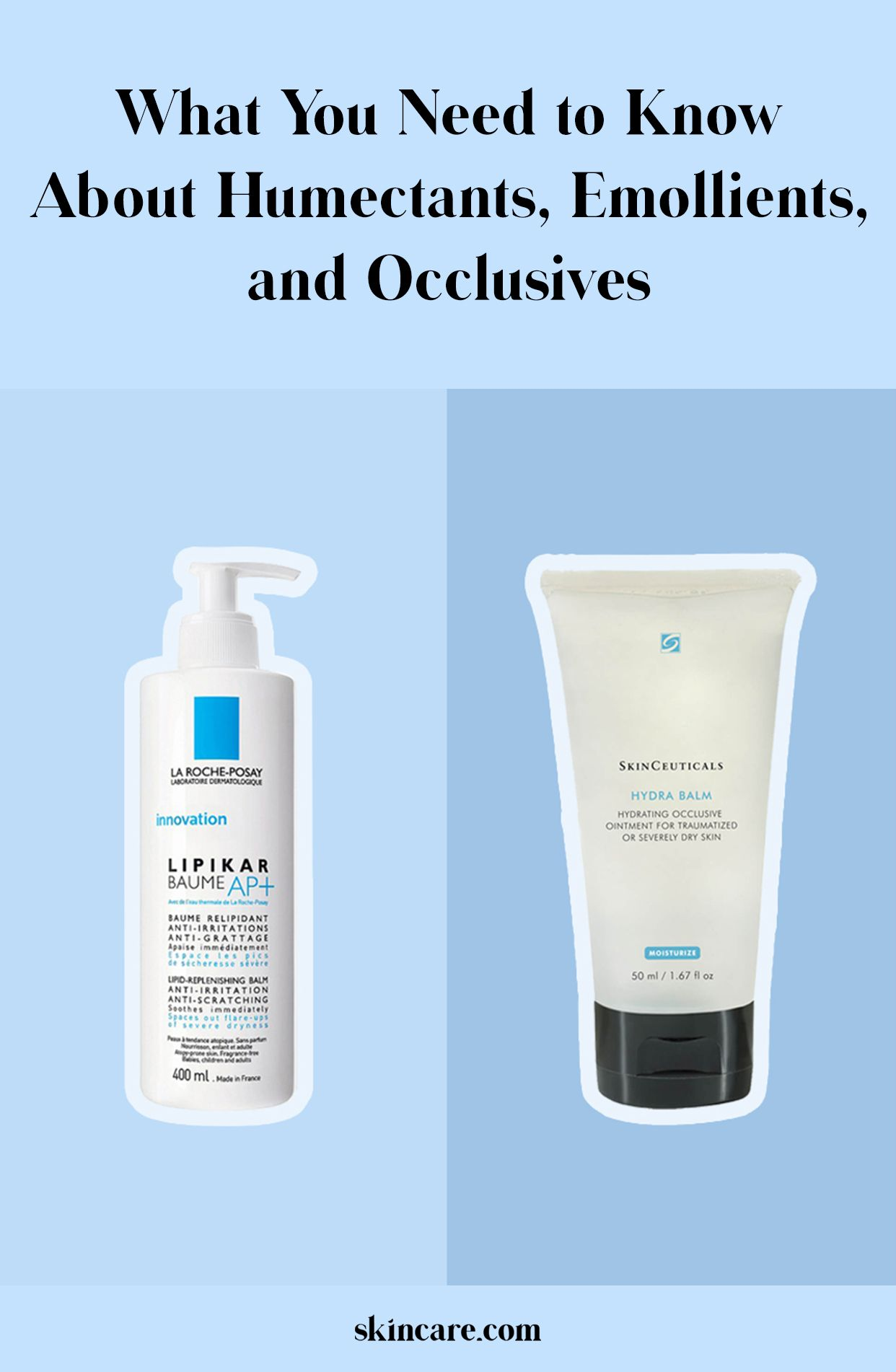 A Definitive Guide To Emollients Humectants And Occlusives Skincare Com By L Oreal Emollient Severe Dry Skin Beauty Skin Care
