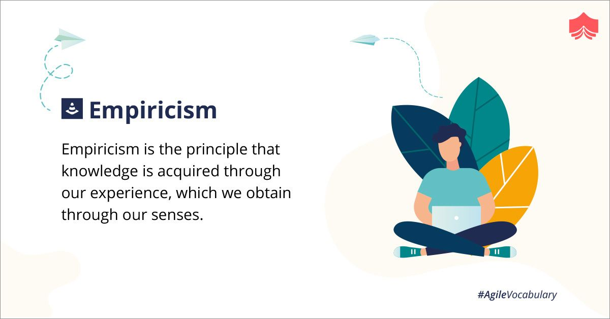 Empiricism Is The Cornerstone Of All Scientific Inquiry And The Approach Used By Agile Teams To Identify Emergent Requirements A Knowledge Vocabulary Pie Chart