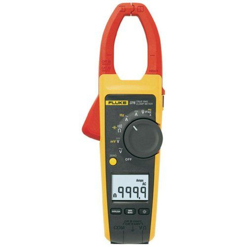 Fluke 376 True Rms Ac Dc Clamp Meter With Iflex Biss Basic Amazon Top Rated Products Eletrica Instalacao