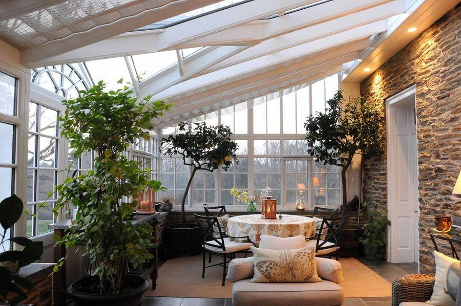 Giardino Dinverno Terrazza : Giardino d inverno kućadom in