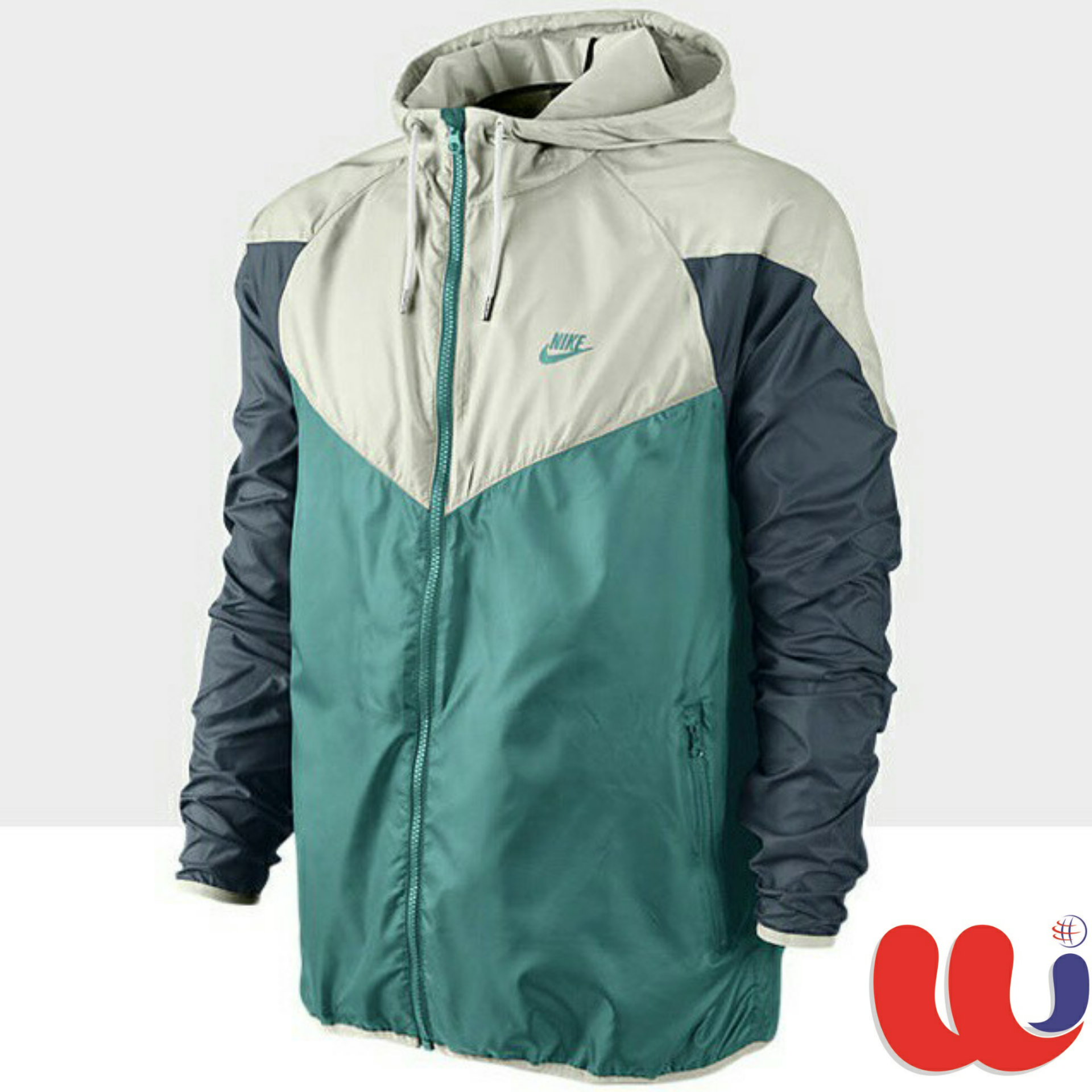 Custom Summer Super Windrunner Mens Running Jacket at  41.00 ... f7d642cbd