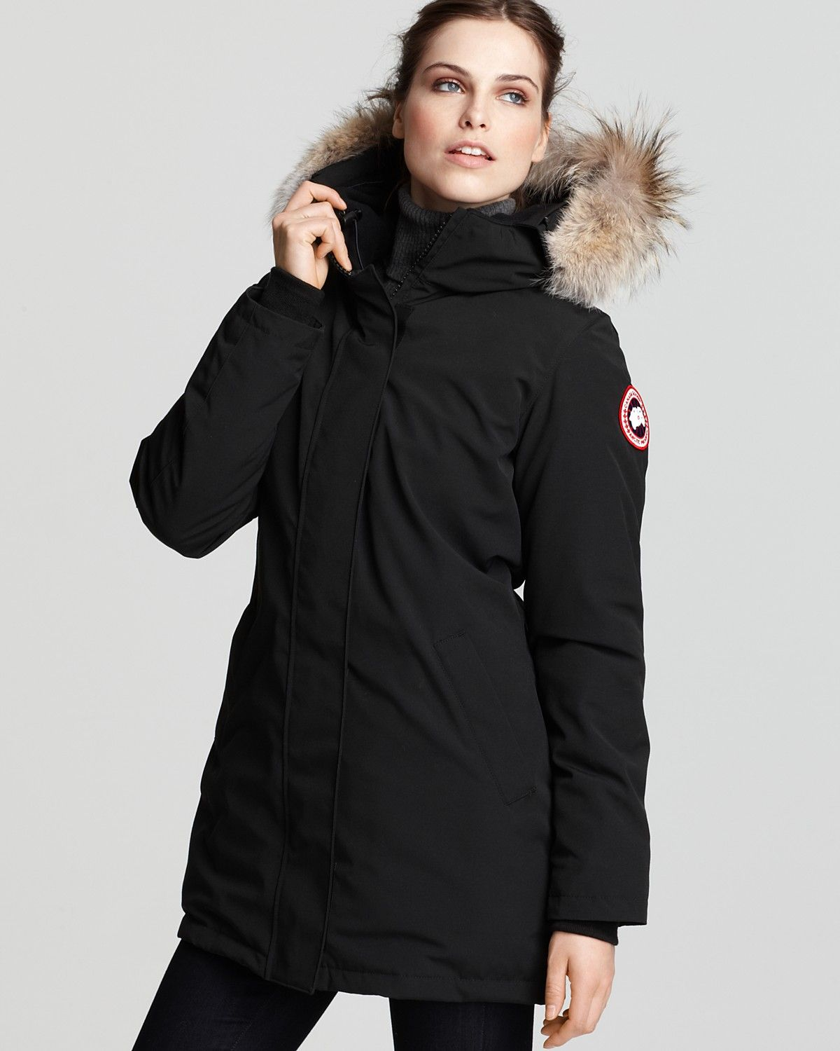 Canada Goose Victoria Parka - Women's - Bloomingdale's $650