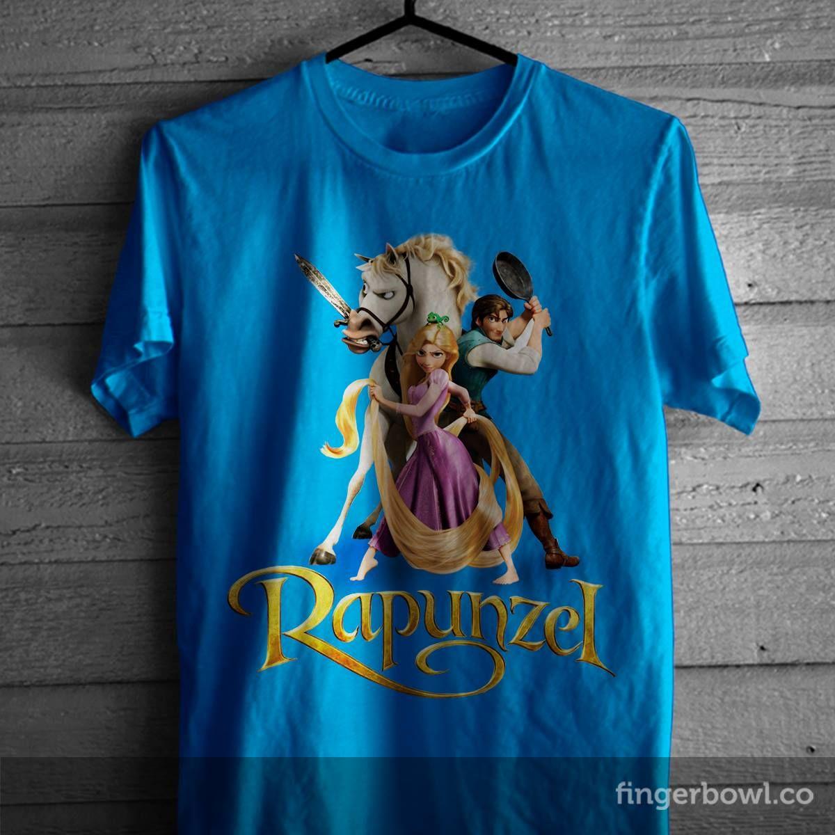 Baju Rapunzel