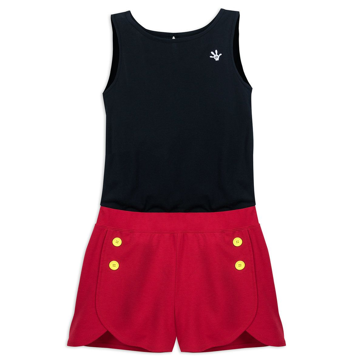 product image of mickey mouse romper for women  1