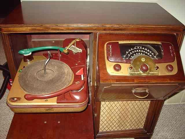 Zenith 9h988r Lp Radio Phono 1948 Vintage Radio Retro Radios Zenith