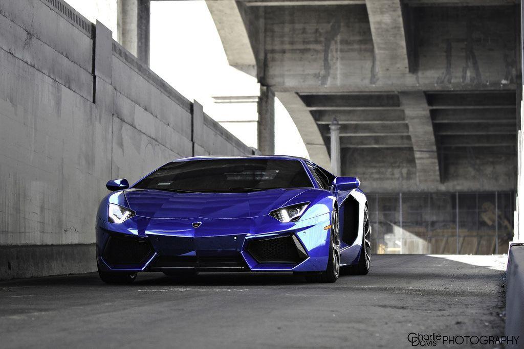 Crash Test Lamborghini Aventador By Charlie Davis Photography