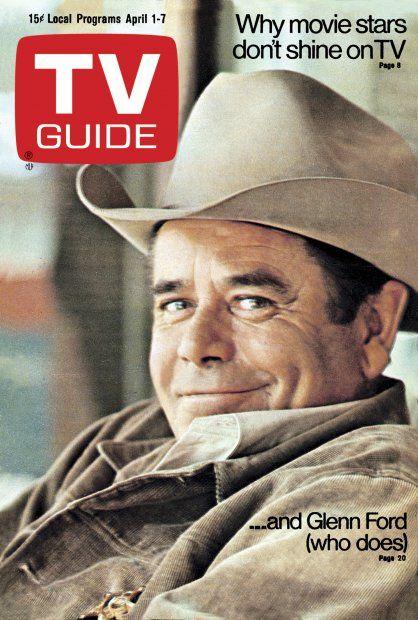 1972 0401 C1 Tv Guide Movie Stars Classic Movie Stars