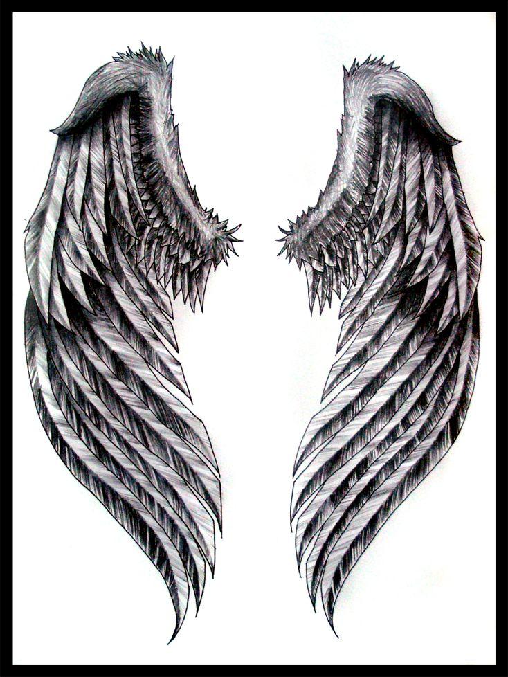 Photo of Back tattoo by Sonen89 on DeviantArt