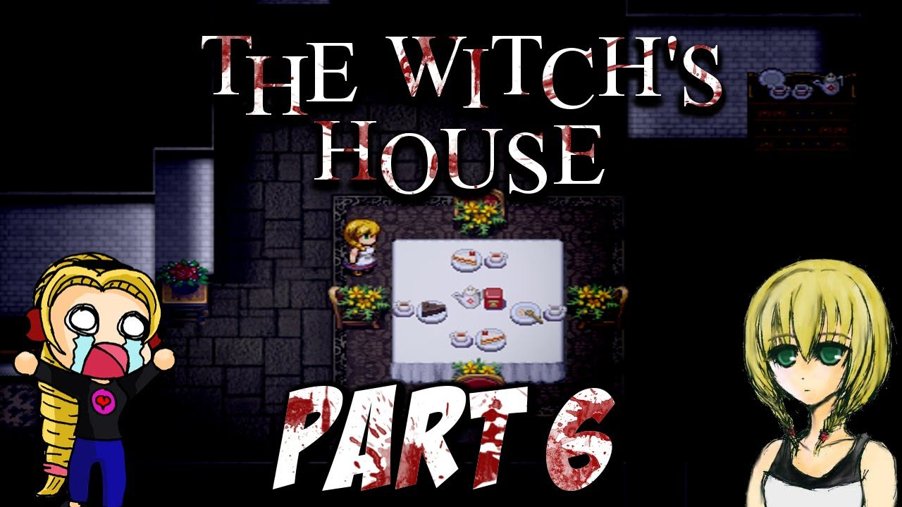 I X'd That So Hard!   Okari Plays The Witch's House #6