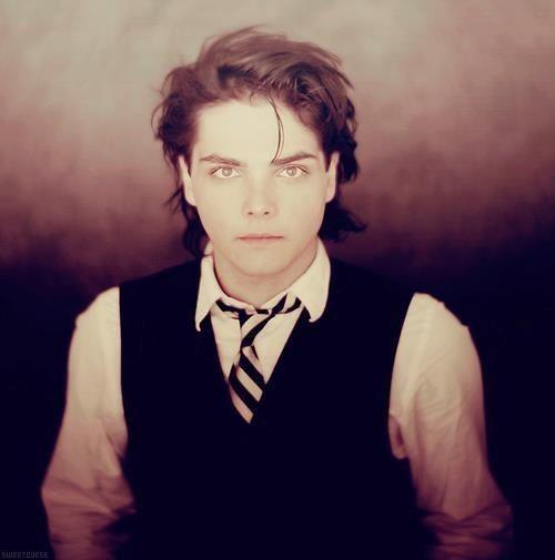 Gerard Way Gerard Way My Chemical Romance Gerard