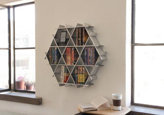 Schwebende Regale Hängende Bücherregal Von Rucheshelving Auf