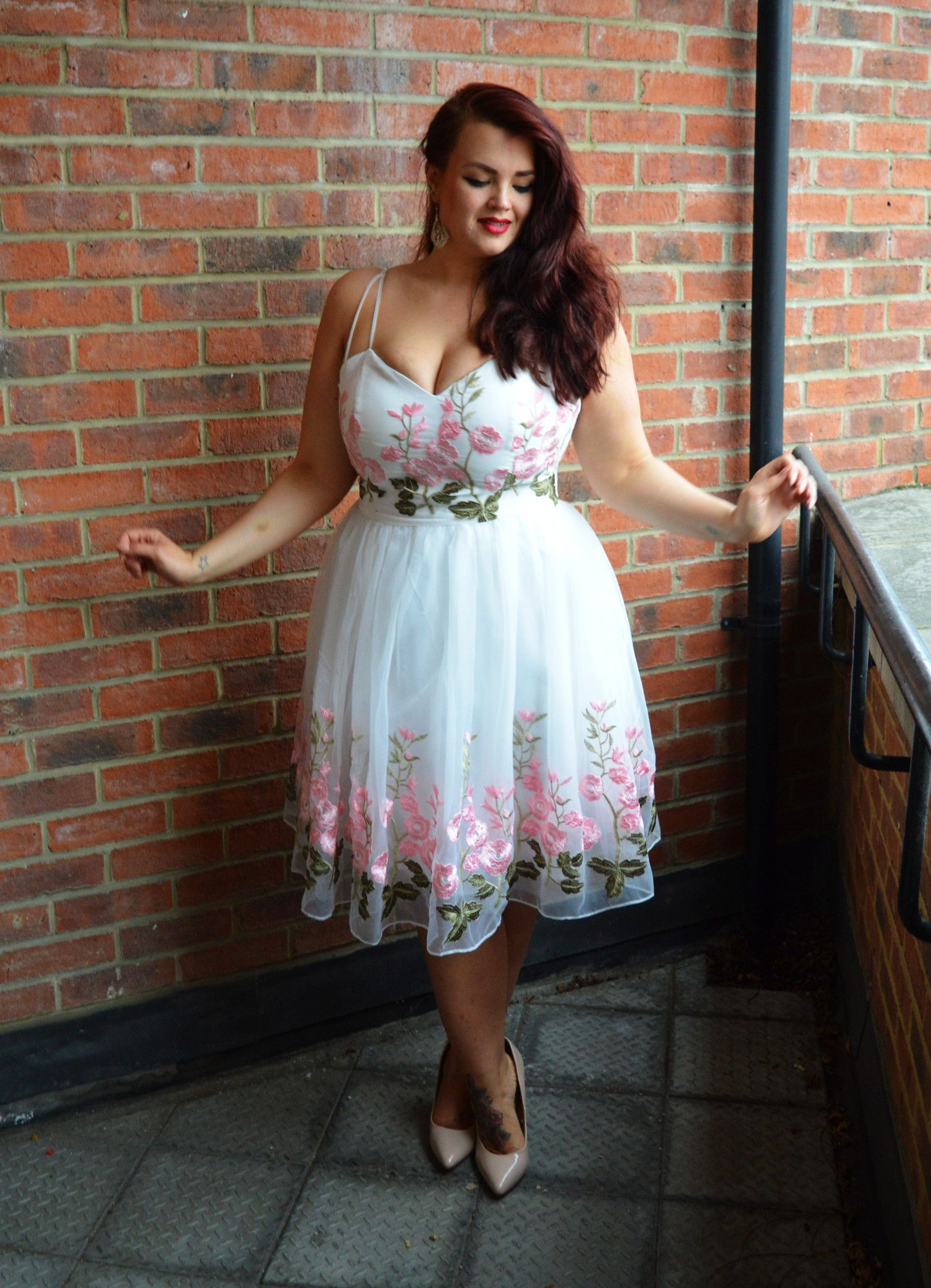 Big girl wedding dresses  DSC  Plus size maxi dresses  Pinterest  Alternative Wedding
