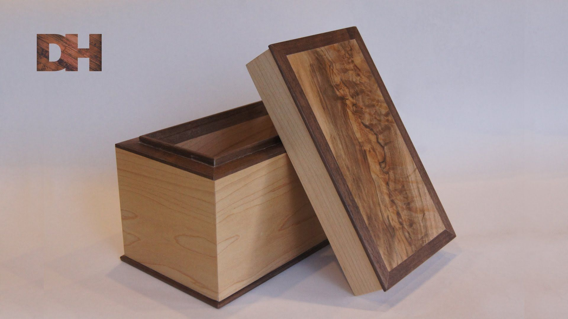 Wooden Decorative Boxes Making A Gift Box From Reclaimed Wood  Wood Boxes  Pinterest