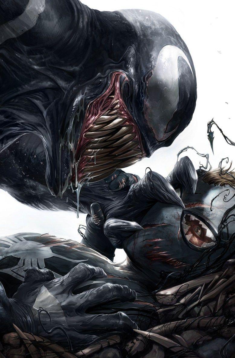 Venom #19 variant   Venom art, Marvel, Superhero art