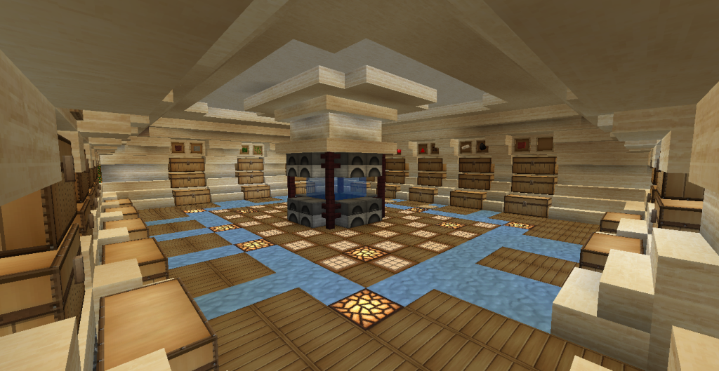 Pics Of Your Storage Room Survival Mode Minecraft Discussion Minecraft