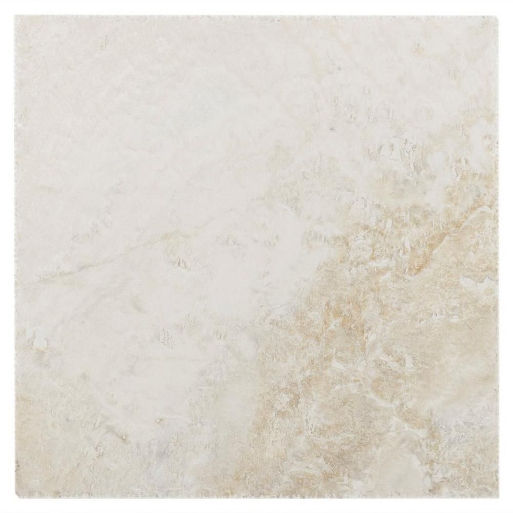 Savona Ivory Onyx Honed Travertine Tile Vinyl Tile Flooring