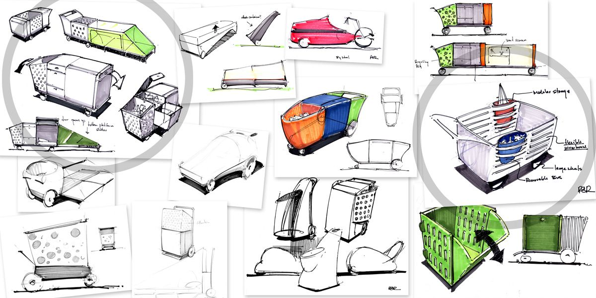 industrial design portfolio | Ryan St. James Reed :: Portfolio ...