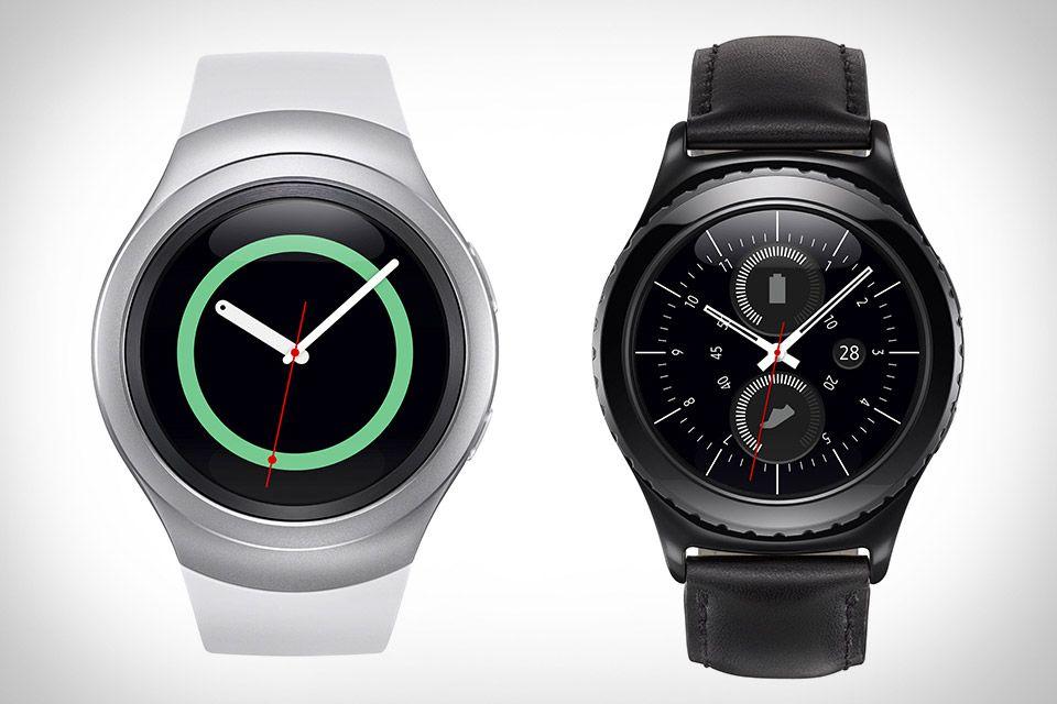 Samsung Gear S2 Smartwatch Smart Watch Samsung Gear S2 Classic Samsung Mobile