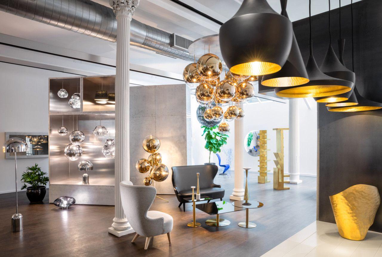 Showroom In New York S Soho Design