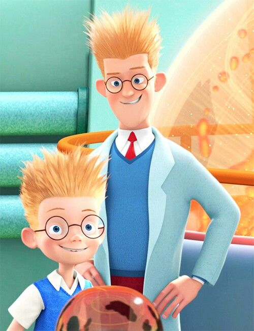 meet the robinsons characters voices in mr peabody