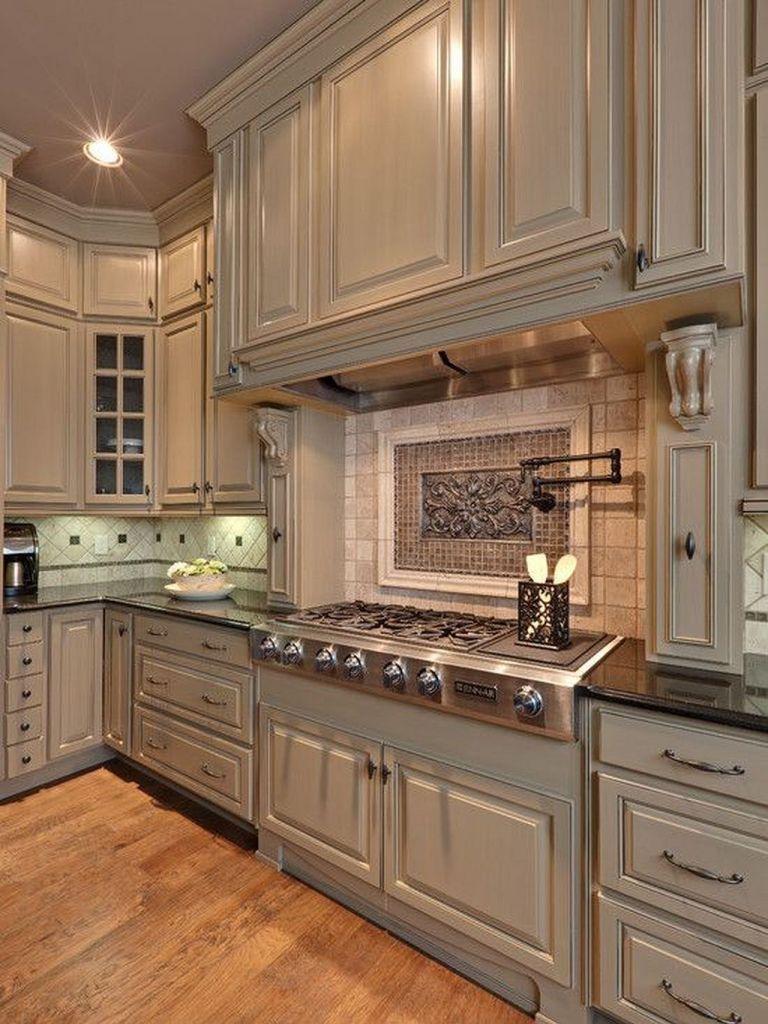 custom kitchen cabinets design ideas