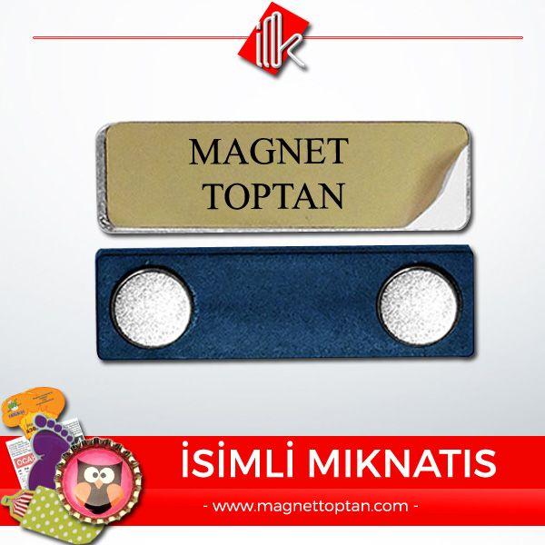 Terlemeye karşı korumalı, plastik zeminli isimli magnet ✨  İsimli magnet edinmek için : http://goo.gl/yKs9R0 #magnet #magnetler #isimlik #isimlikmıknatısı