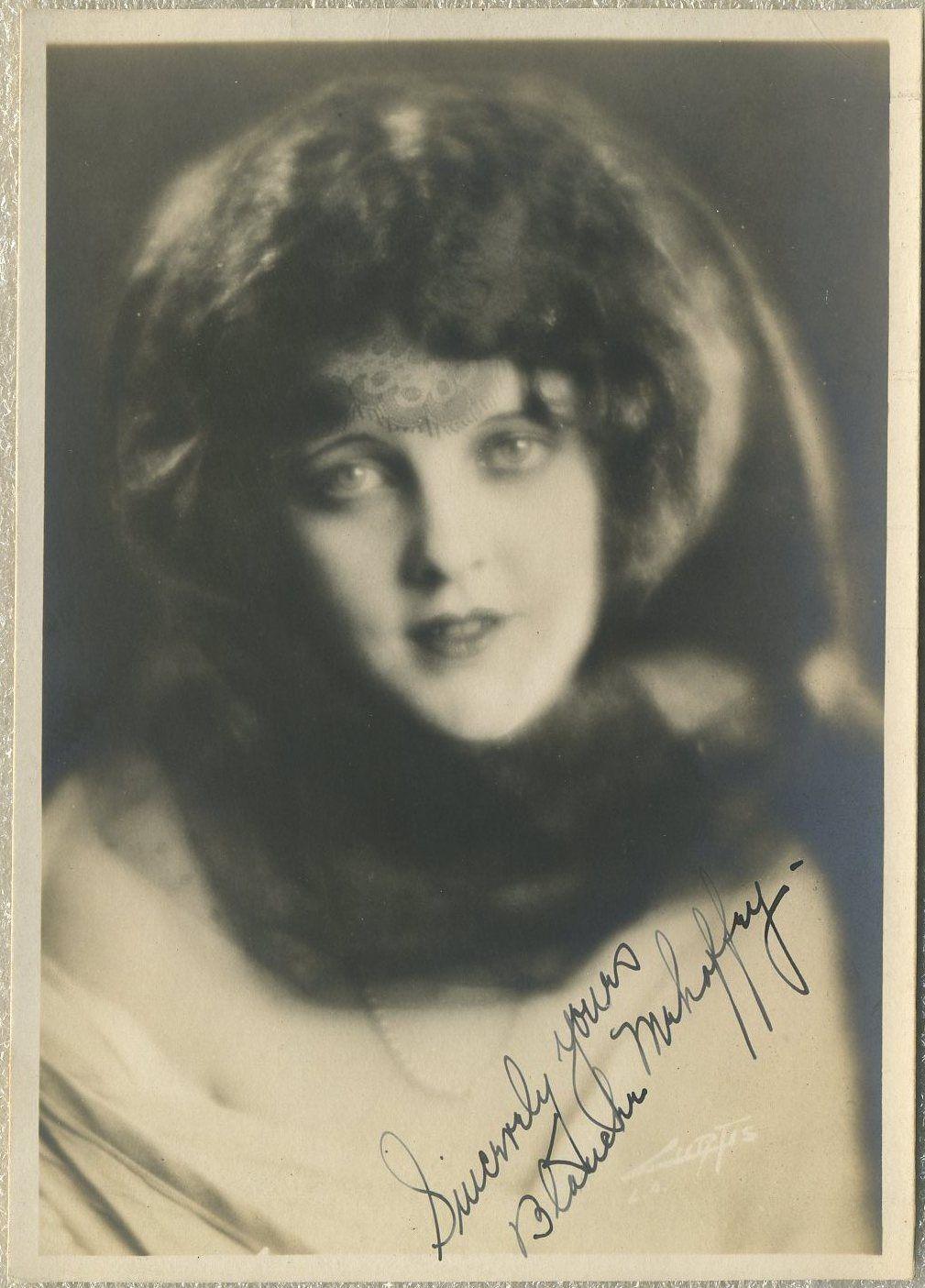 pictures Blanche Mehaffey