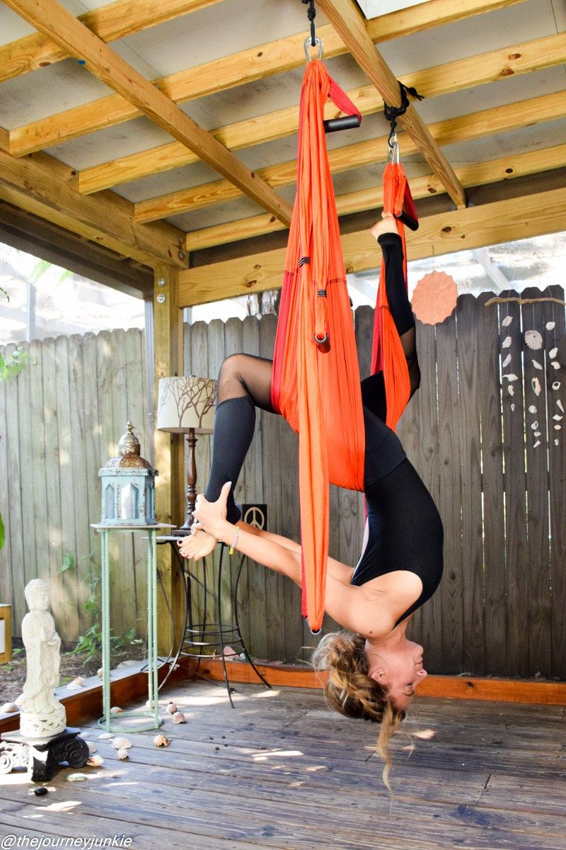 The yoga trapeze how u why to use one yoga aerial yoga and