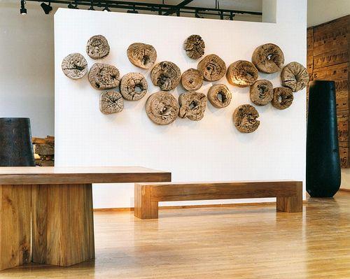 Jerome Abel Seguin 03 Wooden Wall Art Natural Wood Decor Decor