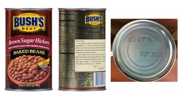 Alert Massive Bush Brothers Co Baked Beans Recall Baked Beans Food Recalls Food