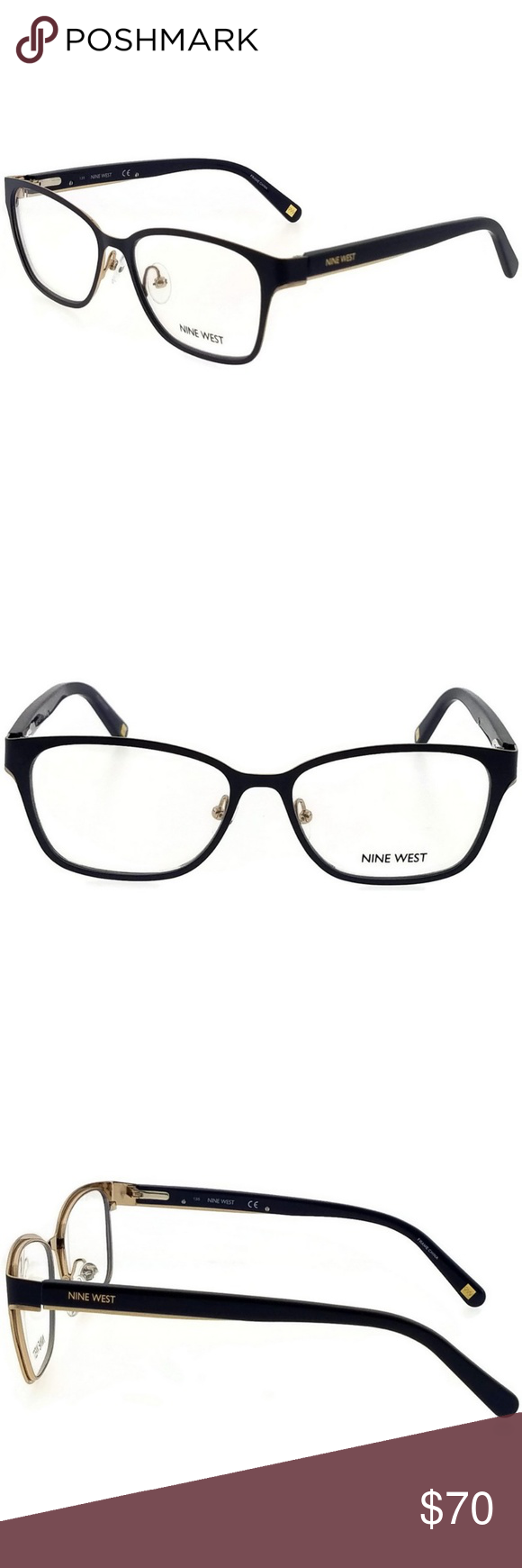 Nine west nw1070-434-52 eyeglasses nwt (With images) | Eyeglasses, Glasses  accessories, Tom ford eyewear