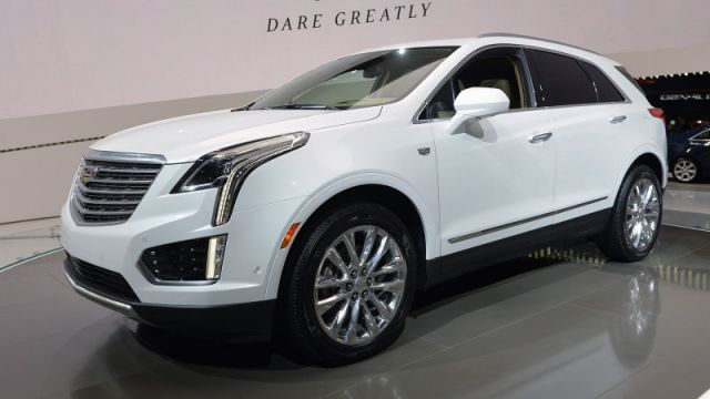 The Company Has Decided To Roll Out A New Generation Of Crossover Suv Branding It As 2018 Cadillac Xt5 Since 2004 Emerged One