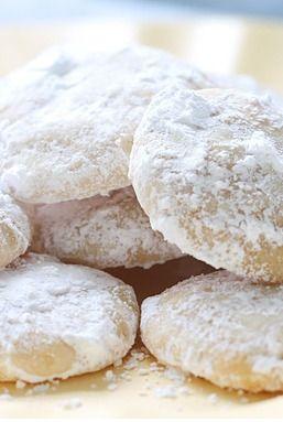 Bake Sale Week Chewy Lemon Snowdrops Yummy Cookies Eat