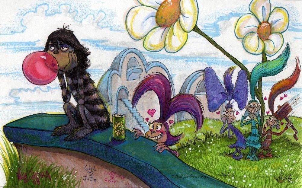 Jojo Horton Hears A Who Dr Seuss Movies Horton Hears A Who Art