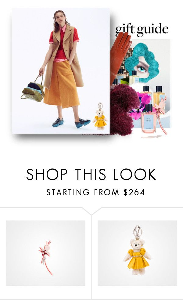 """""""Gift Guide: Your Bestie"""" by emavera ❤ liked on Polyvore featuring Prada and giftguide"""