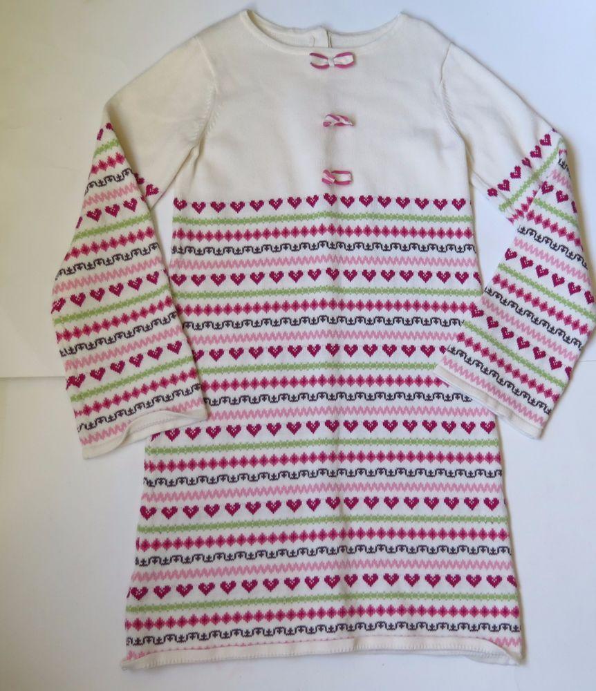 NWT Gymboree Dressy Dress Choice Knit Jumper Winter Tunic NEW