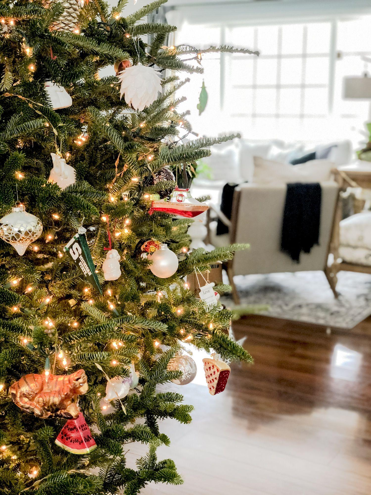 Meaningful Elegant Family Christmas Tree Decor Christmas Tree Decorations Family Christmas Ornaments Tree Decor