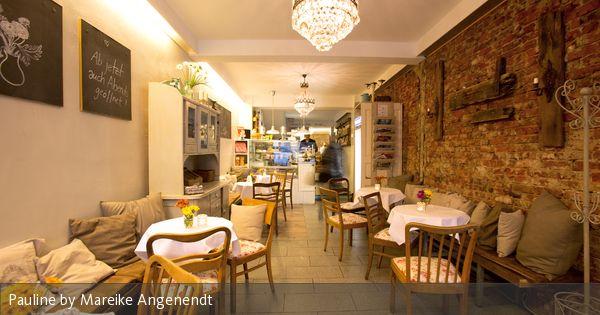 Zu Besuch bei Café \ Bistro Pauline in Hamburg Cafe bar and Cafes - bar fürs wohnzimmer