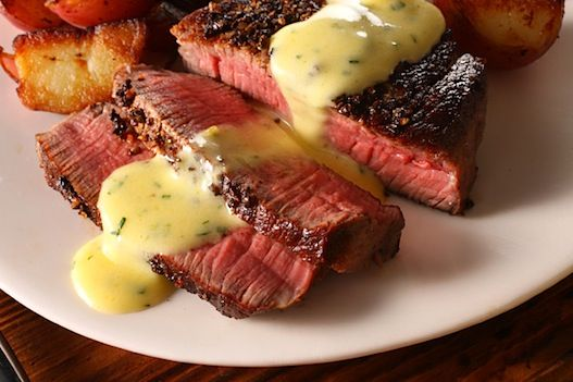 Easy Filet Mignon Recipe - Follow http://pinterest.com/annapardue071/try-easy-food-recipes/